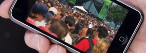 mobile crowd space