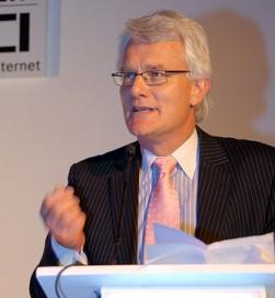 ICANN Chairman Peter Dengate Thrush
