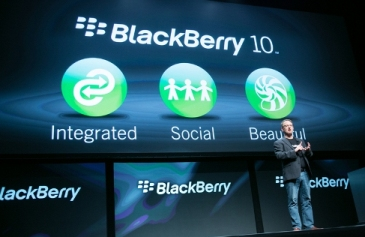 The Official Launch of the new BlackBerry 10 system is planned for the end of January, 2013.