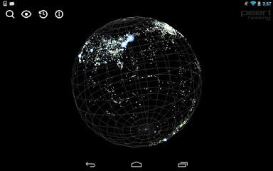 Peer 1 has a released a new app that maps the Internet.