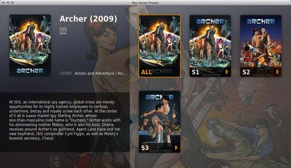 Plex Archer