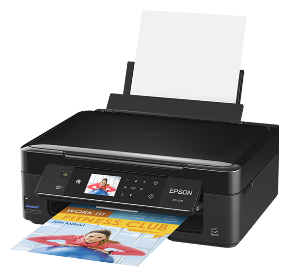 win an epson expression home xp 420 small in one printer wyt canadian tech news tech reviews. Black Bedroom Furniture Sets. Home Design Ideas