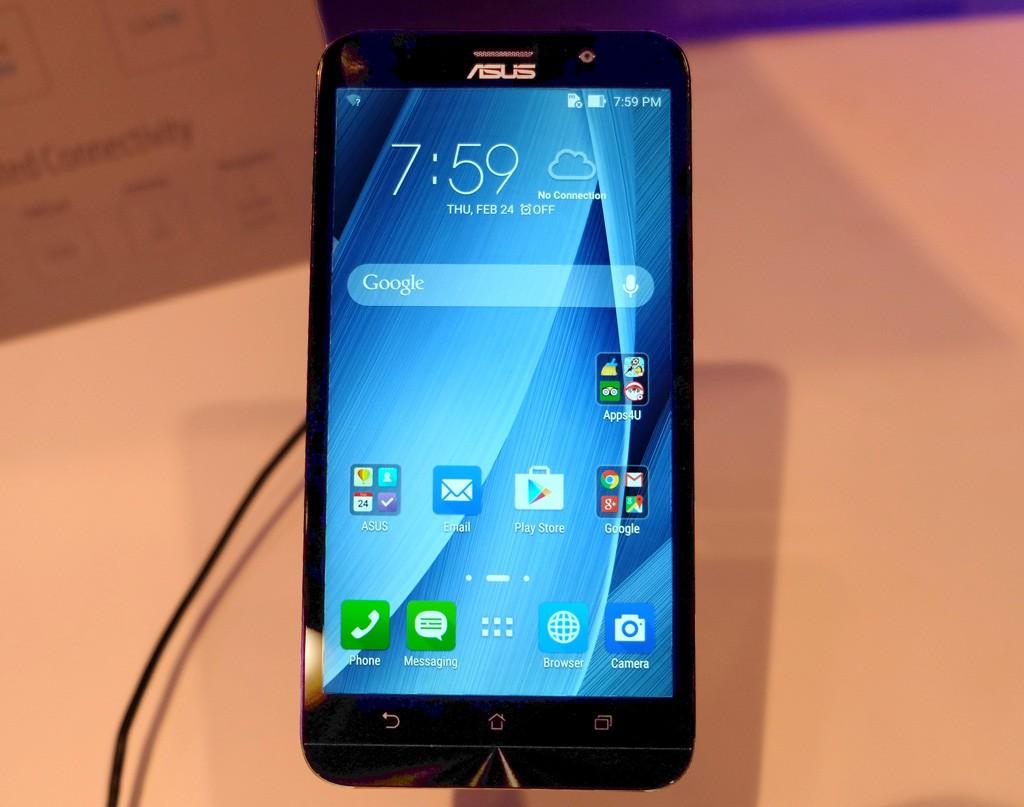 Zenfone 2 front