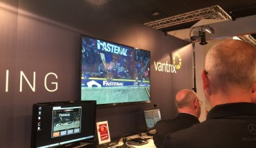 ImmerVision demonstrates its panamorph super wide angle 360 lens technology at broadcast TV and security industry events.