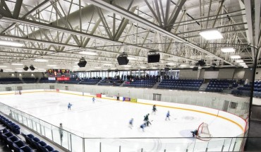 The Lunenburg County Lifestyle Centre and the Clearwater Seafood Arena.