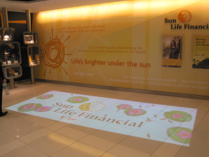 sunlife_interactive floor
