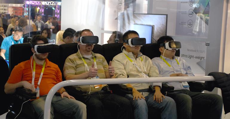 VR-row