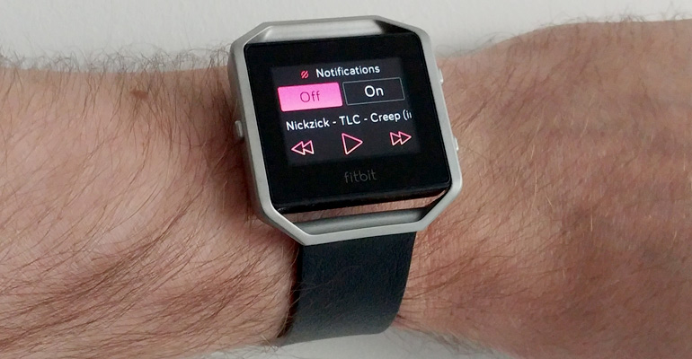 The Tech Girl Fitbit Blaze Review – Dibujos Para Colorear