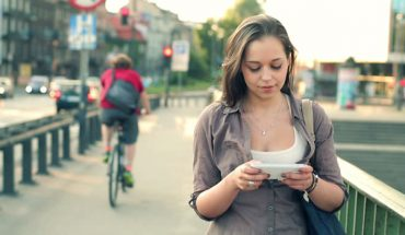 Smartphone-city