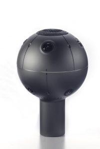 VR Camera For Rio