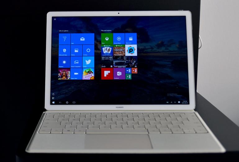 Huawei-MateBook-front