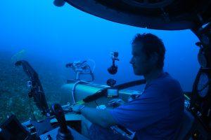 360-Degree Virtual Reality Video Explores Deep Ocean around Bermuda, Canada