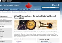 Sounds Like History – New Podcast, Digitization Project Preserves Canada's Musical Legacy