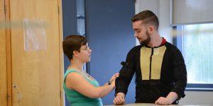 Special Suit Uses Motion Capture Technology to Help Parkinson's Patients