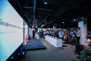 Millions in Grant Funding Fuel Best and Brightest Canadian Tech Ideas; Google Doodles, Too!
