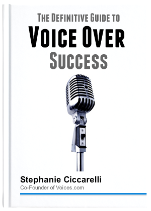 how to write a voice over for a documentary