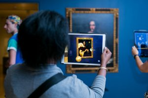 Beauty in the Eye of the Holder - Digital Media in Museums and Galleries