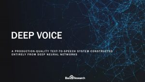 Canadian Developer Says Voice-imitation Technology Raises 'Societal Issues'