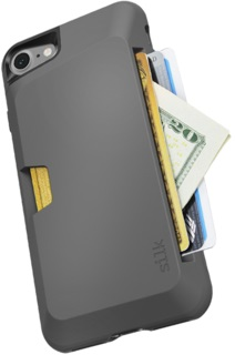 Silk Vault Slim Wallet Case