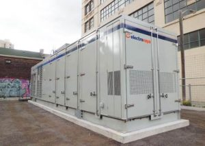 Giant Lithium-Ion Batteries Used to Store Energy, Stabilize Power Grids