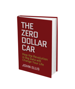 Zero Dollar book cover shown. Want to Get Paid $33 Billion a Year? Maybe 600 Billion If Your Data Is Good