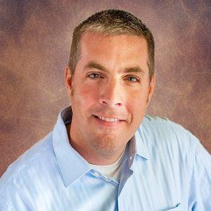 Author John Ellis pictured.