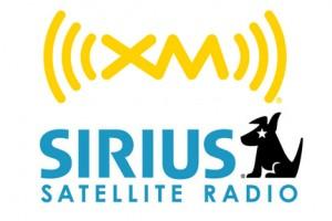 XM and Sirius logos
