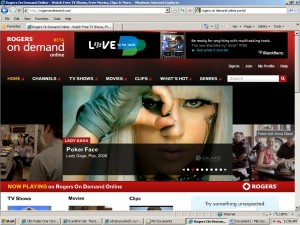Going gaga over On Demand Online