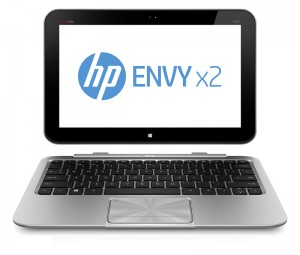HP ENVY x2_Front view