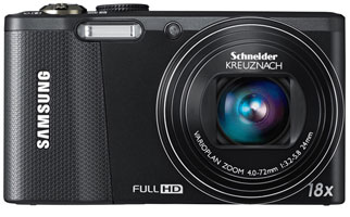 Win a Samsung WB750 and enjoy the best of both worlds with high-quality digital photos and Full HD video