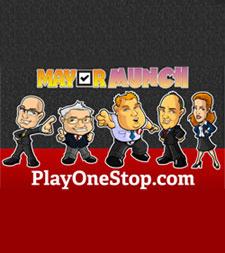 mayor munch logo and candidates