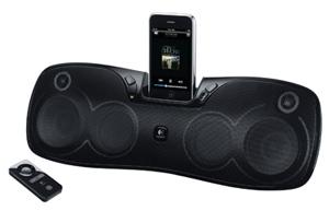Logitech Portable Speaker System