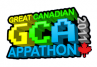 Great Canadian App a thon logo
