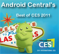 Android Best of CES Award