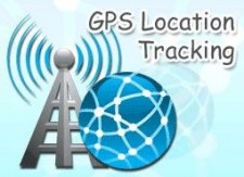 gps tracking icon