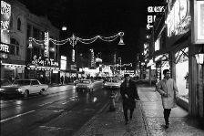 yonge street scene