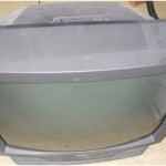 Heavyweight conventional TV