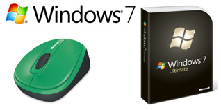 Win a Windows 7 prize pack