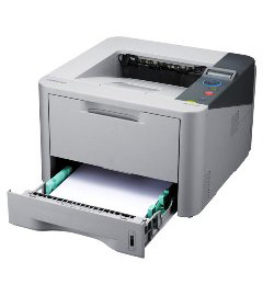 The Samsung ML-3712DW monochrome wireless laser printer is a Contest Prize.