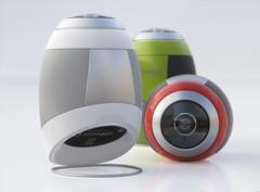 Tamaggo 360 imaging device