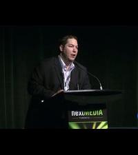 comScore Canada's Bryan Segal at the MARs Resrach Centre