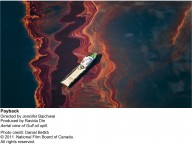 oil spill image from Payback