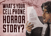 cellphone horror story image