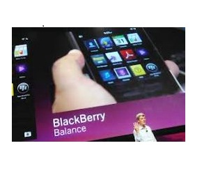 BlackBerry 10 will 'balance' life, work and play activities and apps.
