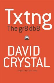 txting book cover image