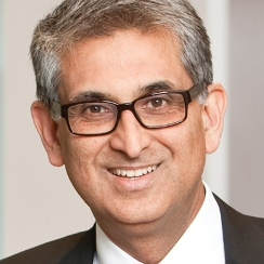 Rogers Communications President and CEO Nadir Mohamed is leaving the company in 2014.