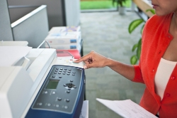 Xerox is connecting some of its most commonly used office technology to advanced networking and mobile platforms.