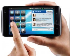 Phablet Progenitor - Dell created the first giant smartphone, or Phablet - the Dell Streak