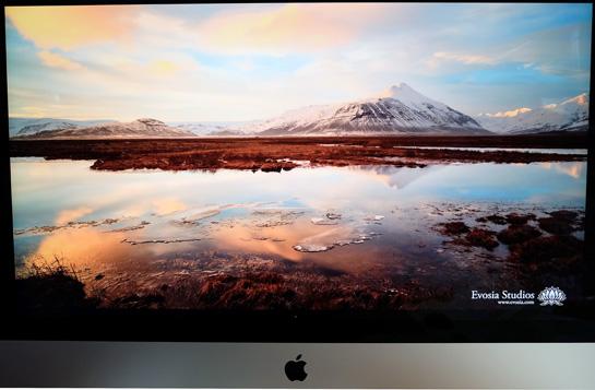 iMac 5K landscape