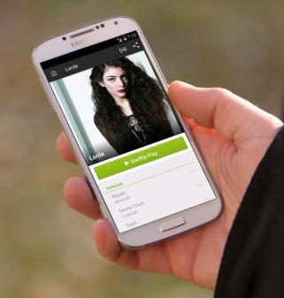 Using Spotify